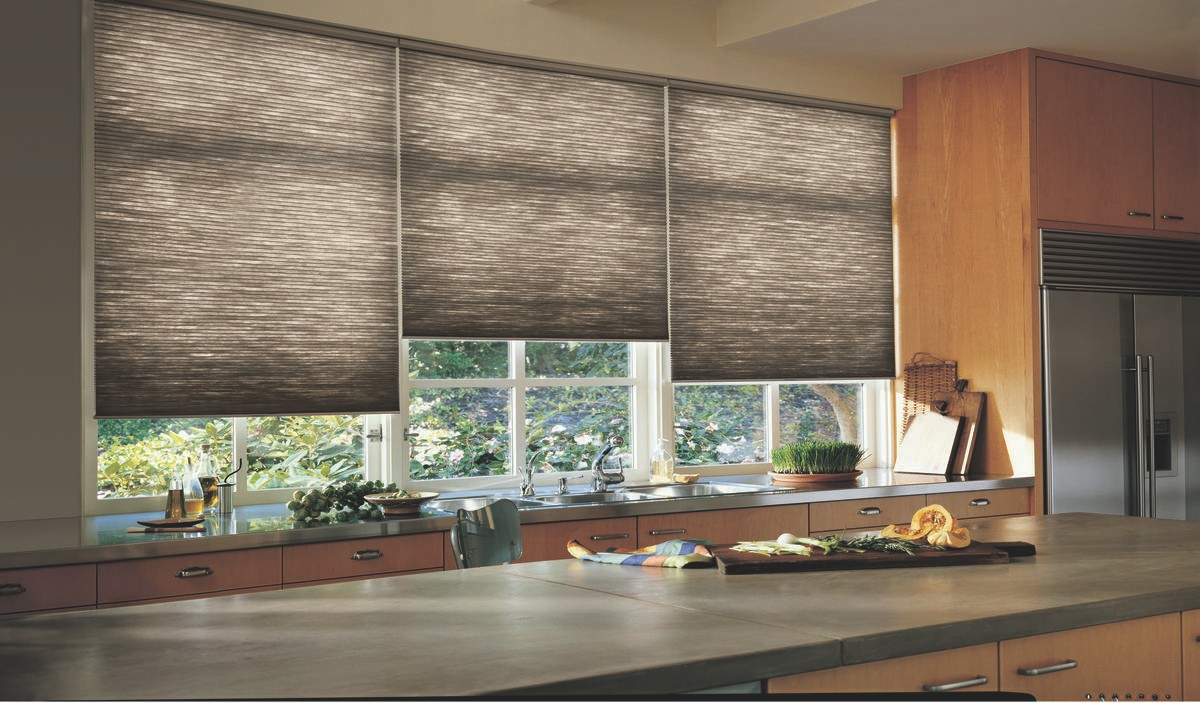 unter Douglas Honeycomb Shades for Homes near New Hyde Park, New York (NY) like for Kitchens